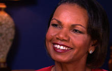 Condoleezza Rice's thoughts on a vice presidency