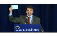 In full: Perry's bizarre speech in New Hampshire