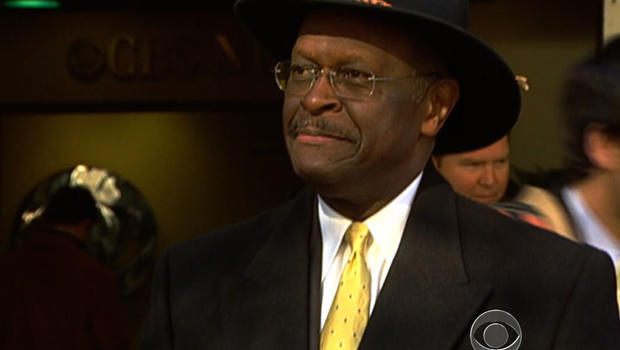 "Cain: I'm the victim of a ""smear campaign"""