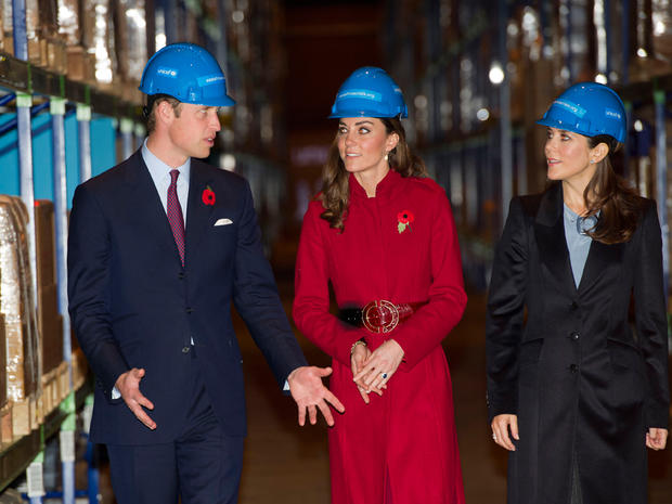 Prince William and Kate in Denmark