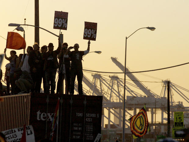Occupy Oakland port