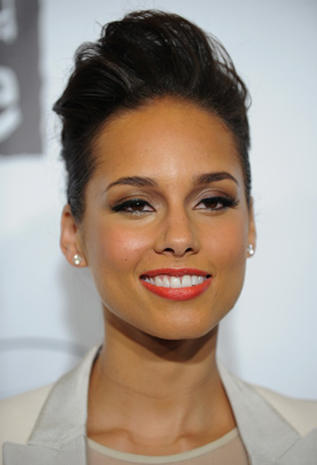 Alicia Keys' Black Ball 2011