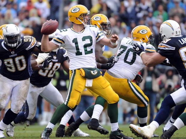 NFL: Week 9