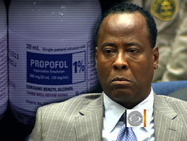 """Conrad Murray to NBC: """"Propofol is not recommended to be given in the home..."""""""