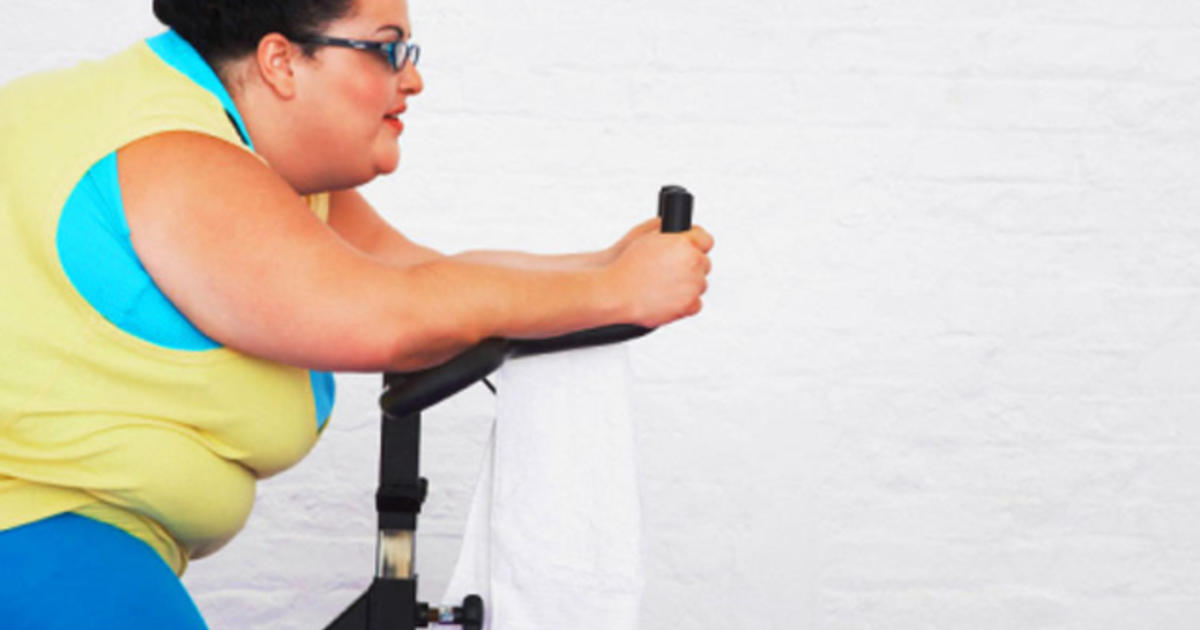 Aerobic exercise may be best at burning fat, weight loss ...