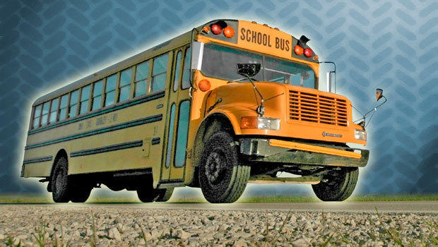 "NJ student texts mom: ""Mommy I think our bus driver is drunk"""