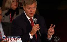 Sen. Lindsey Graham probes candidates on Gitmo
