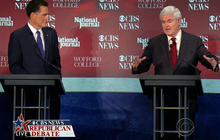 Romney, Gingrich on killing of U.S. terror suspect