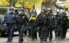 "Police take down ""Occupy Portland"" camp"