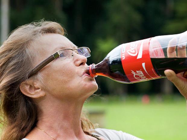 New York City's ban on big sodas