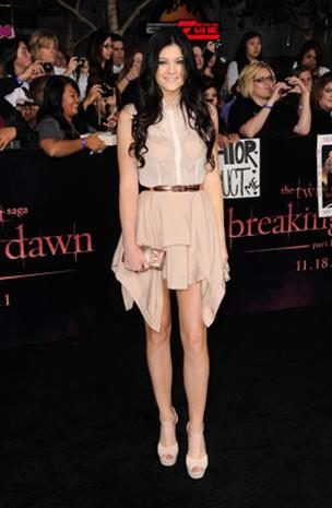 """The Twilight Saga: Breaking Dawn - Part 1"" L.A. premiere"