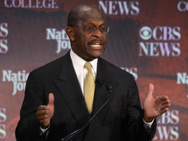 Secret Service protection for Herman Cain
