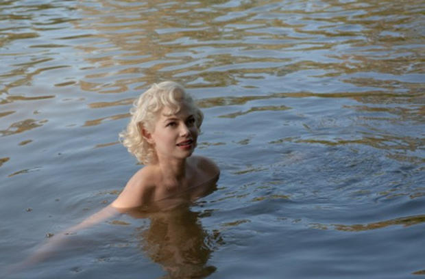 """Michelle Williams in """"My Week with Marilyn"""""""