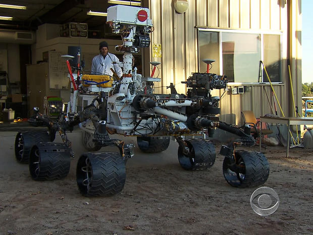 NASA rover takes space exploration to the next level