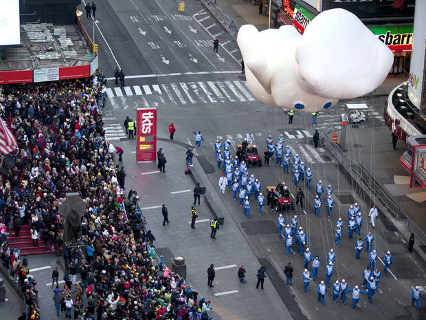 2011 Thanksgiving Day parade
