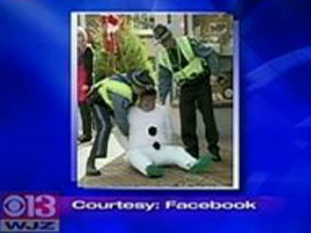 Costumed Criminals