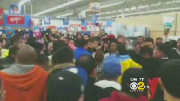 Walmart Black Friday shopper suspected in pepper spray melee surrenders, says report