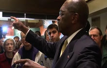 The Drive: Who benefits if Herman Cain drops out?