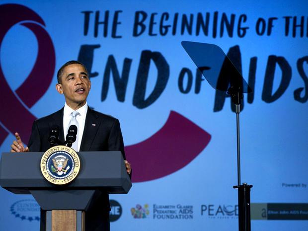 obama, hiv, aids