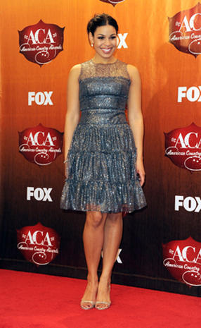 American Country Awards 2011 press room