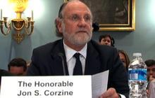 Corzine testifies on MF Global downfall