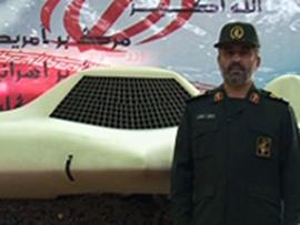 Drone, Iran