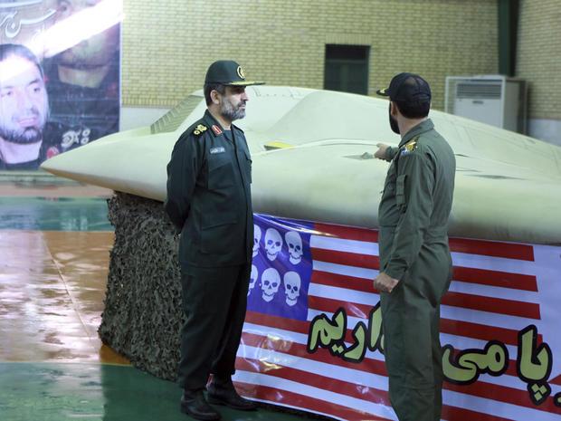 Iran, Drone, Amir Ali Hajizadeh