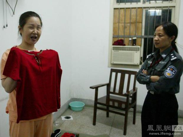 A rare look at China's death row