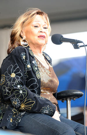 Etta James: 1938-2012