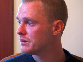 Thomas Coates, 30, struggles with drug addiction in Reading, Penn.