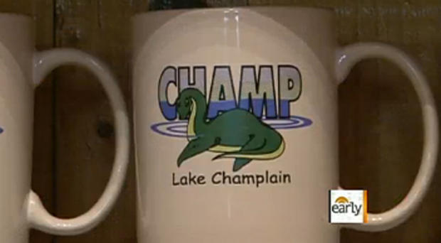 "Photos: ""Champ"" -- American Loch Ness monster?"