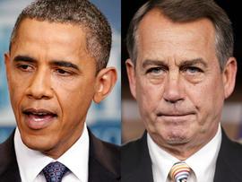President Obama, Speaker of the House John Boehner