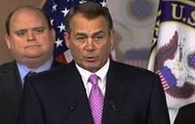 Boehner calls out Obama, Reid on payroll tax