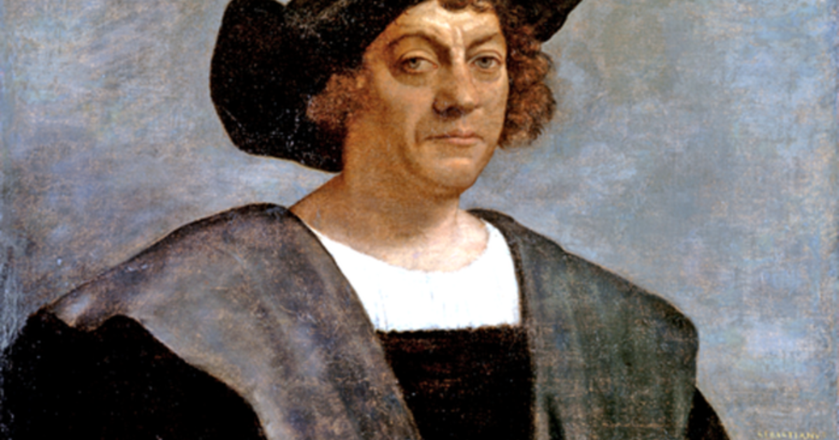 Christopher columbus pictures of him