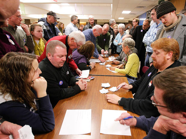 Inside the Iowa caucuses