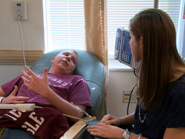 Younger patients struggle in war on cancer
