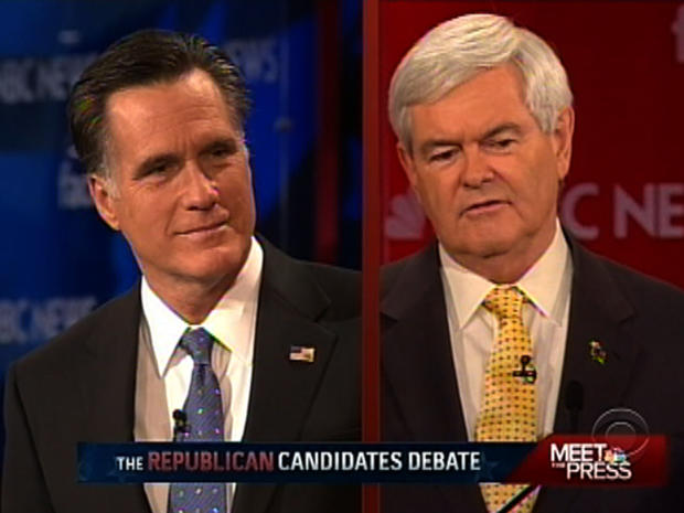 GOP debate the last battle before primaries