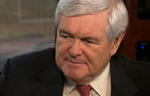 Gingrich responds to slipping support