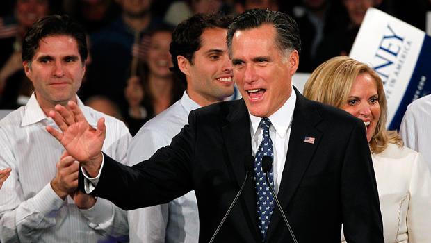 2012 - New Hampshire - Romney