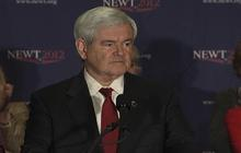 Gingrich fights for 4th place in N.H., eyes S.C.