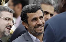 Ahmadinejad in Cuba
