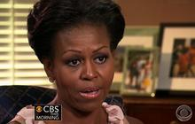 "Michelle Obama: ""Who can write about how I feel?"""