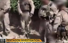 Political fallout over Marines video