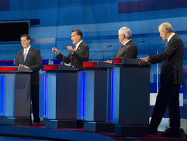 South Carolina Republican presidential candidate debate
