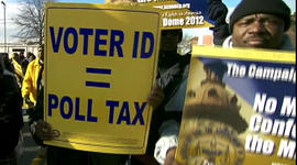 Voter I.D. law met with tough criticism