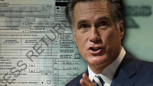 Tax attorney weighs in on Romney's returns