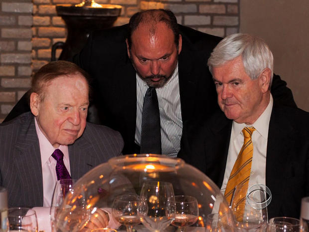 Billionaire tycoon fueling Gingrich campaign ads