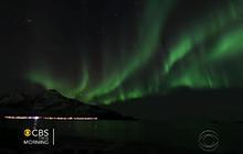 Solar storm's impact on Earth