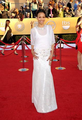 SAG Awards 2012: Best and worst dressed