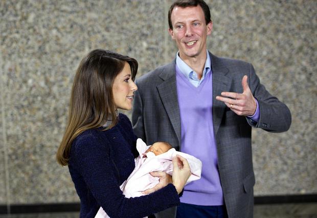 Denmark's newest princess